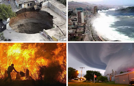 Natural Disasters and Safety