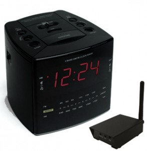 slethgear digital KJB cube clock camera IP