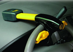 swat steering wheel lock