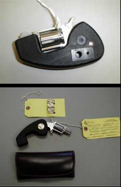 Concealed Weapons Police Should Know About – Homemade Guns | Stun